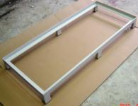 Lábkeret KSPS 01 sorozatú lemezszekrényekhez (950 mm széles)
