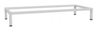 Lábkeret Sml 103 orvosi szekrényhez (140 mm magas, állítható lábak)