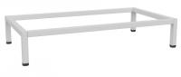 Lábkeret Sml 112 /114/115 orvosi szekrényekhez (140 mm magas, állítható lábak)