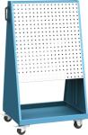 PPV_01_B mobil PERFO szerszámtartó fal koffer tartóval