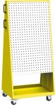 PPV_02_A mobil PERFO szerszámtartó fal koffer tartóval