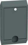 PWC-01-H zárható adagoló kutyaürülék felszedő zacskóhoz, hátoldalon rögzíthető