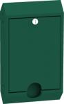 PWC-02-H zárható adagoló kutyaürülék felszedő zacskóhoz, oldalt  rögzíthető