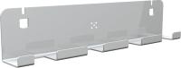 QDN_33_01 csavarhúzó tartó sín (4 db szerszámnak, 5 db/csomag)