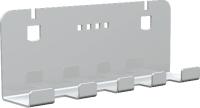 QDN_37_01 villáskulcs tartó sín (8-11-ig kulcsoknak, 5 db/csomag)