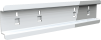 QDN_43_02 tartósín műanyag alkatrésztároló dobozokhoz (L=200 mm, 5 db/csomag)
