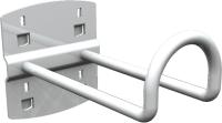 QDN_44_03 kalapácstartó kampó (L=160 mm, 90°, 5 db/csomag)