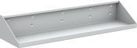 QDN_47_02 polc szerszámtartó falhoz, műhelyszekrényekhez (L=600 mm, 1 db/csomag)