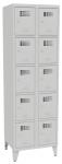 Sus 325 Wn értékmegőrző/csomagmegőrző szekrény (10 rekesz,lábakon álló)