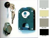 Sus 333 W értékmegőrző/csomagmegőrző szekrény (9 rekesz, lábazaton álló)