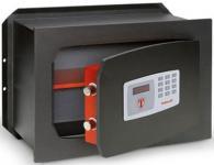 TE-3 faliszéf elektromos zárral, 4 millió Ft-ig biztosítható