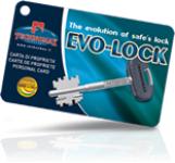 TK-3 faliszéf kulcsos zárral, 4 millió Ft-ig biztosítható