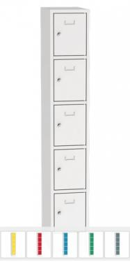 K2463/5 5 ajtós értékmegőrző szekrény