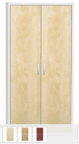 KSPS 01AL fém irattároló szekrény laminált bútorlap ajtóval