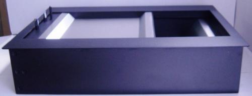 KA-0122 pénz- és értékátadó tálca, tolótálcás (MABISZ: FB3 (M2) átlövésgátlás)