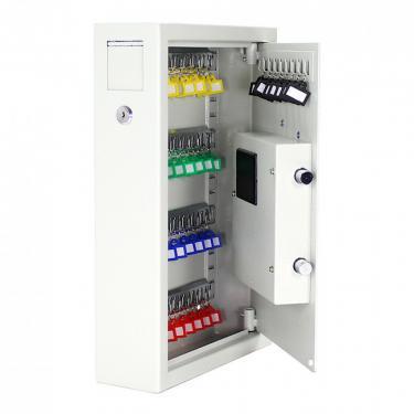 KEYTRONIC-48 kulcsszekrény elektronikus zárral