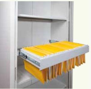 Kihúzható függőmappa tartó keret Sam W 1a tűzálló szekrényhez