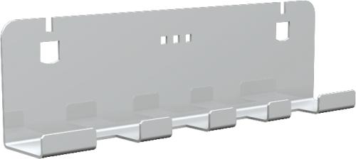 QDN_36_01 villáskulcs tartó sín (12-15-ig kulcsoknak, 5 db/csomag)