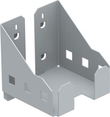 QDN_54_01 jegyzettömb tartó műhelyszekrényekhez (1 db/csomag, 80x80 mm post-it tömbhöz)