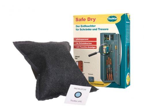 SAFE DRY széf-, fegyverszekrény páramentesítő
