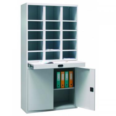 Sbmk 1 kombinált irattároló szekrény