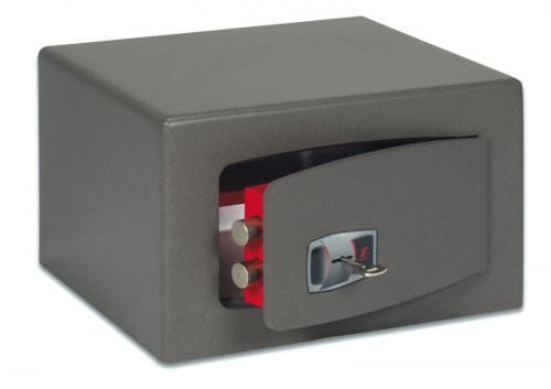 SMKO-3 bútorszéf kulcsos zárral
