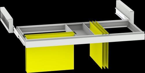 SPS_01_R1 függőmappa keret SPS_01_x_R szekrényekhez (950x400 mm)