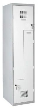 """Sul 31 W """"Z"""" ajtós öltözőszekrény (2 ajtós, lábazaton álló)"""
