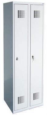 Sum 320 W hosszúajtós öltözőszekrény (2 ajtós, lábazaton álló)