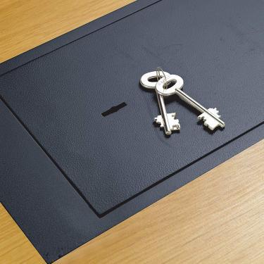 Yale - Y-FLS0000 padlószéf kulcsos zárral