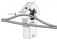 mFi Current Sensor (árammérő)