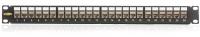 KELine Cat.6 FTP patch panel 24xRJ45/S moduláris