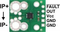 LK ACS711ex -31A to +31A áram mérő szenzor 2453