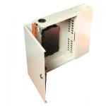 Optikai fali kötődoboz 24xSC, LC duplex, E2000 toldó számára