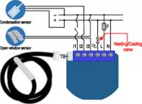 Qubino Flush PWM Thermostat Z-Wave Plus