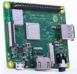 Raspberry Pi 3 Model A+ single board computer