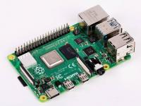 Raspberry Pi 4 Model B 4GB RAM single board computer