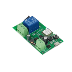 SmartWise Sonoff kompatibilis WiFi+RF relé 1 csat.
