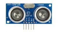UH távolságmérő HY-SRF05 szenzor modul