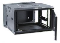 X-Tech - 9U fali rack szekrény 600x600 kétrészes
