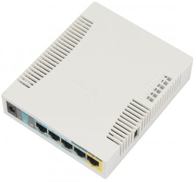 RouterBOARD 951Ui-2HnD SOHO wireless router
