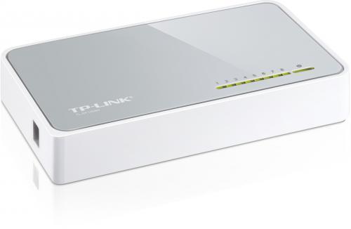 TP-Link TL-SF1008D 8 portos 10/100Mb switch