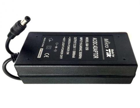 12V 60 Watt DC tápegység