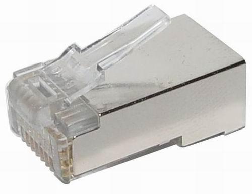 FTP csatlakozó CAT.5E patch kábelhez