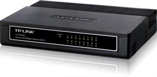 TP-Link TL-SF1016D 16 portos 10/100Mb switch