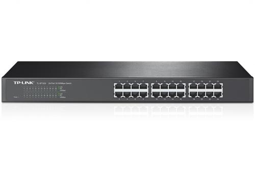 TP-Link TL-SF1024 24 portos 10/100Mb switch RACK