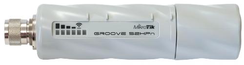 RouterBOARD GrooveA 52HPn AP/kliens, Level 4