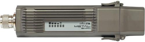 RouterBOARD Metal 5SHPn AP/kliens, Level 4