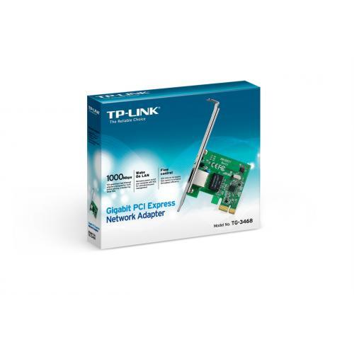 TP-Link TG-3468 Gigabit PCI Express ethernet adapter
