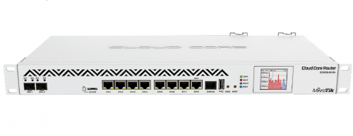 Cloud Core Router CCR1036-8G-2S+EM